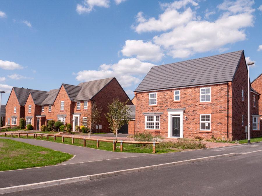UK newbuild housing